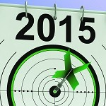 2015 Calendar Shows Planning Annual Projection