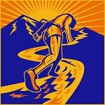 marathon-runner-running-on-road-with-mountains_fyw1Ev8u